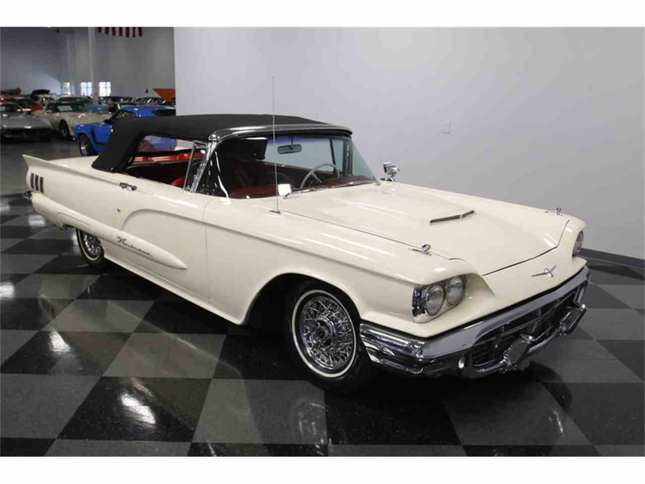 Large Picture of Classic 1960 Ford Thunderbird - $46,995.00 Offered by Streetside Classics - Charlotte - MZHS
