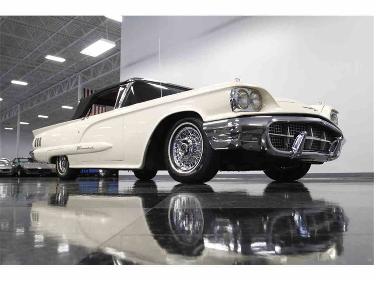 Large Picture of Classic '60 Ford Thunderbird located in Concord North Carolina - $46,995.00 Offered by Streetside Classics - Charlotte - MZHS