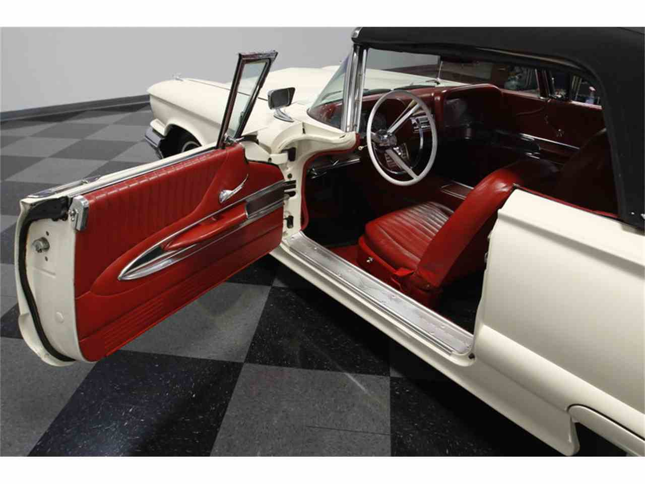 Large Picture of 1960 Thunderbird Offered by Streetside Classics - Charlotte - MZHS