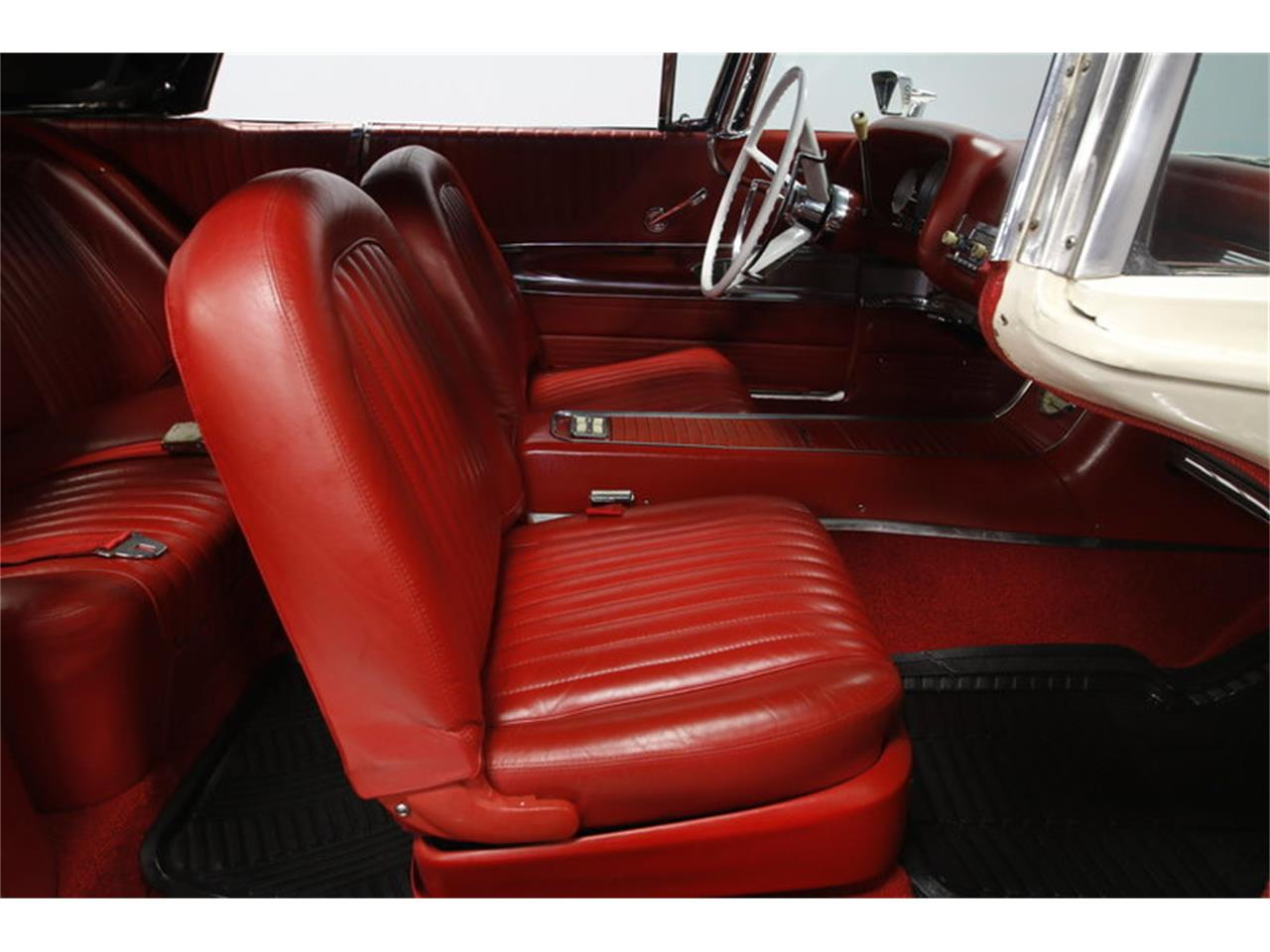 Large Picture of '60 Ford Thunderbird located in Concord North Carolina Offered by Streetside Classics - Charlotte - MZHS
