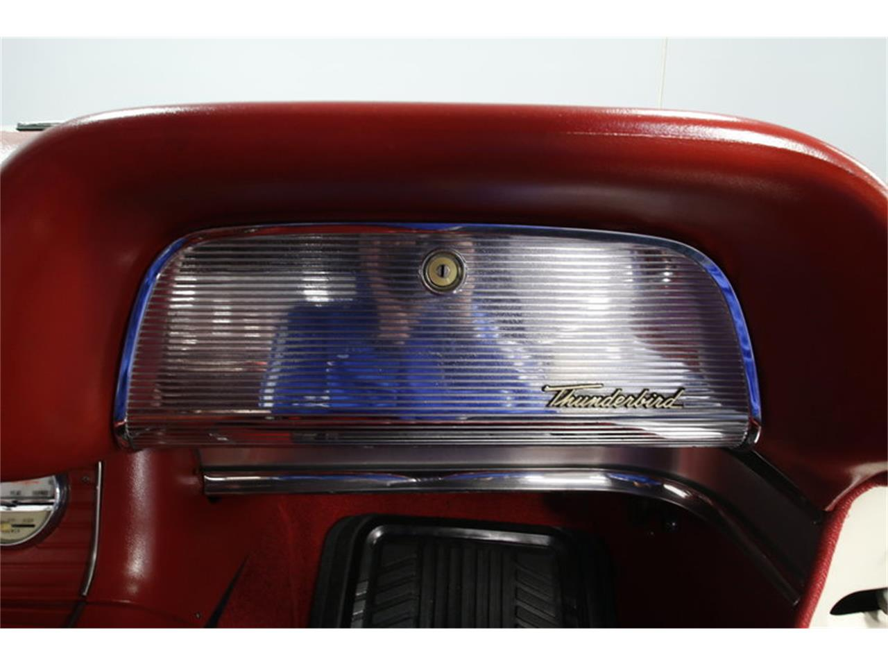 Large Picture of Classic 1960 Thunderbird located in Concord North Carolina - $39,995.00 Offered by Streetside Classics - Charlotte - MZHS