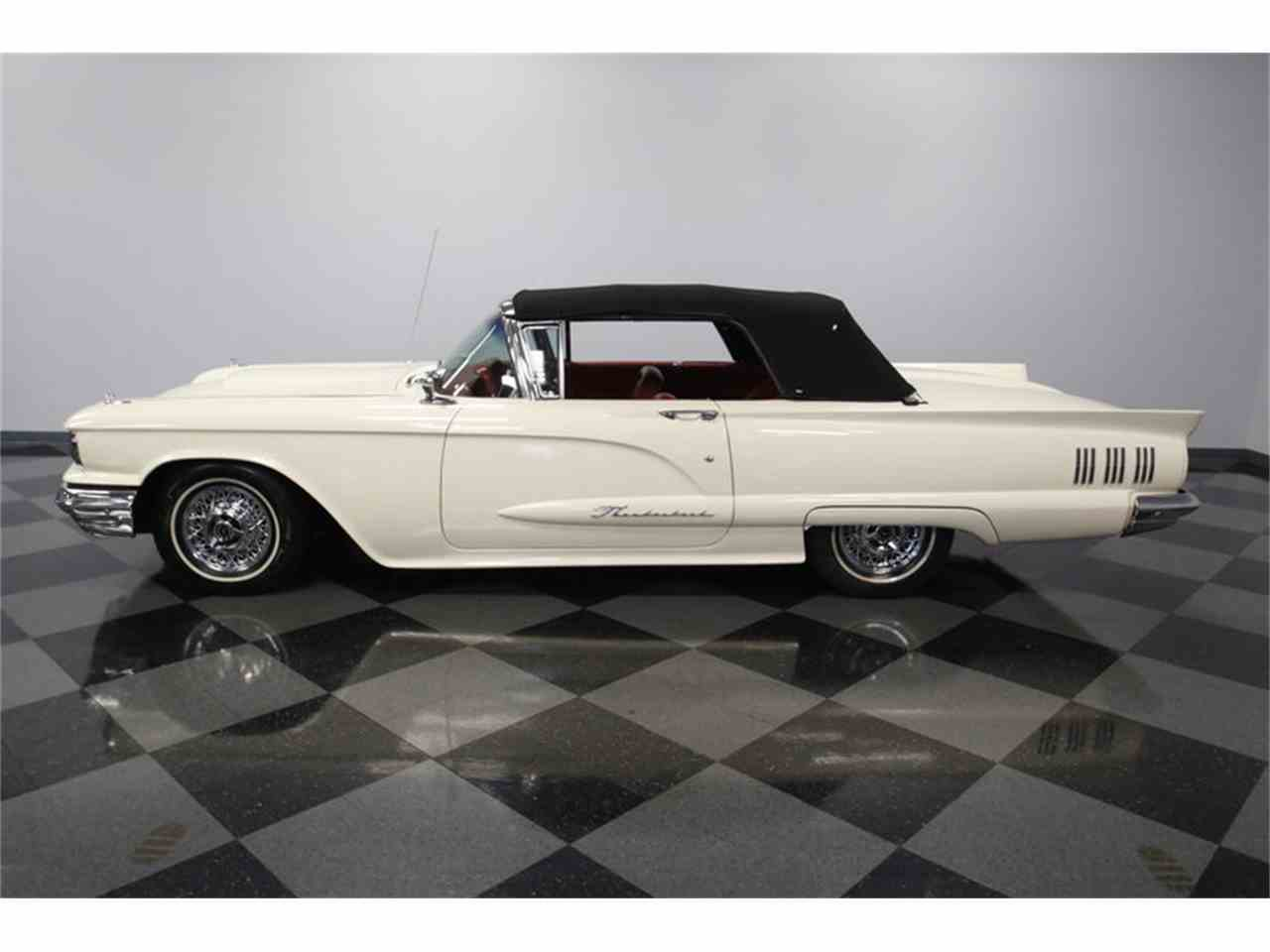 Large Picture of Classic '60 Ford Thunderbird located in North Carolina Offered by Streetside Classics - Charlotte - MZHS