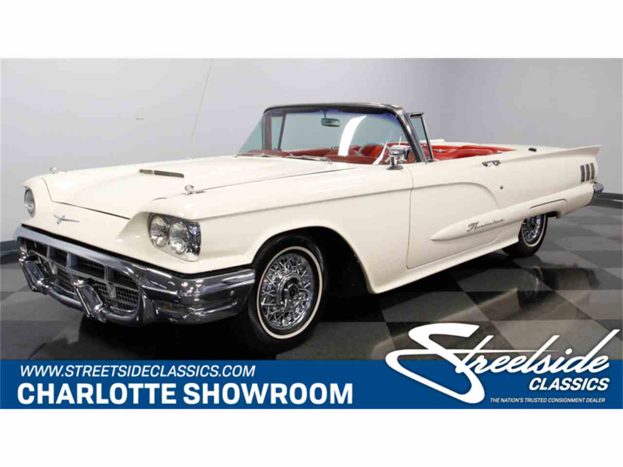 Large Picture of '60 Thunderbird - MZHS