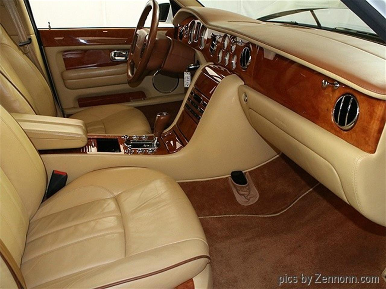 Large Picture of '07 Arnage - MZHW