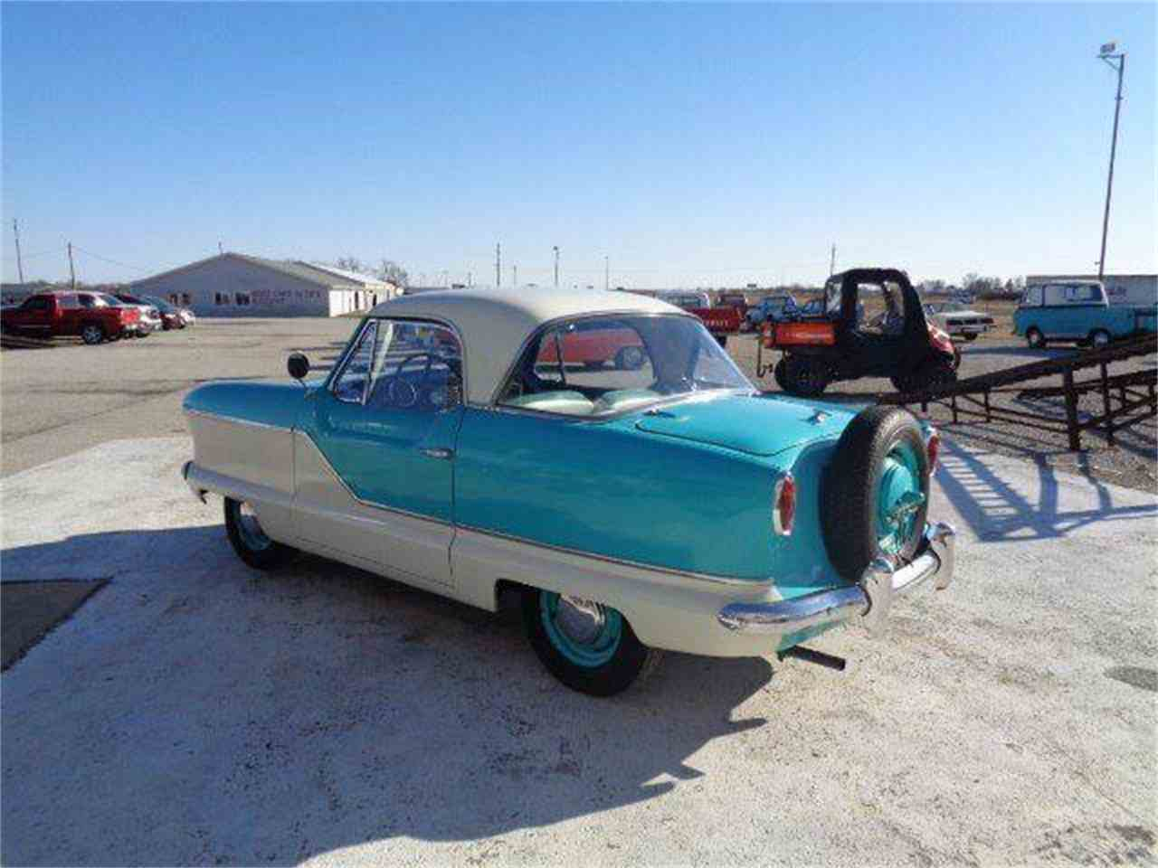 Large Picture of 1959 Nash Metropolitan located in Illinois - $10,350.00 - MZI0
