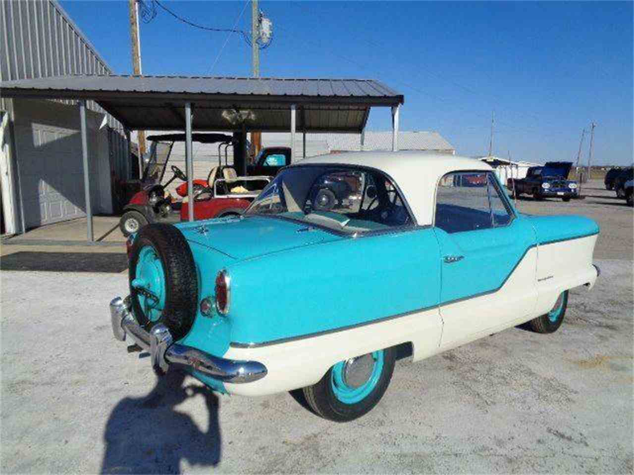 Large Picture of 1959 Metropolitan Offered by Country Classic Cars - MZI0