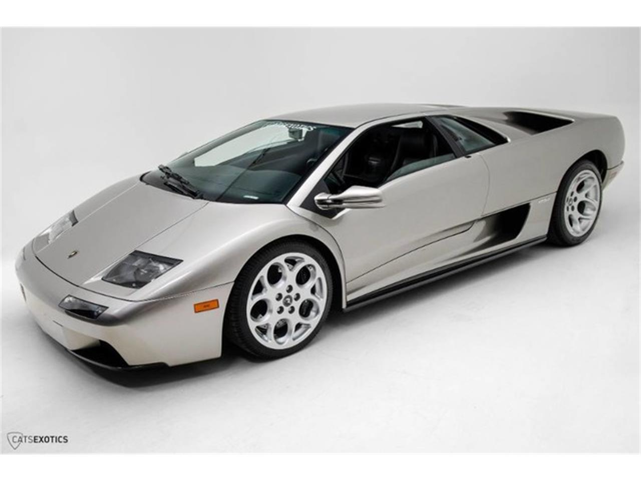 Large Picture of '01 Lamborghini Diablo located in Washington Auction Vehicle Offered by Cats Exotics - MZI1