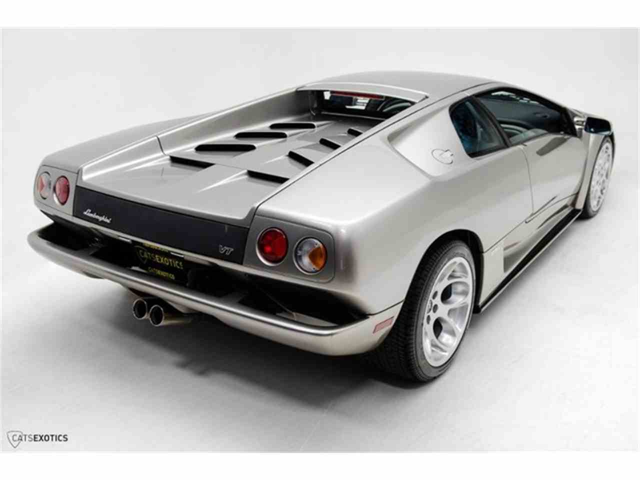 Large Picture of 2001 Lamborghini Diablo located in Seattle Washington - $360,000.00 Offered by Cats Exotics - MZI1