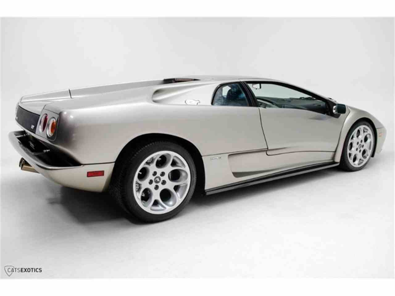 Large Picture of '01 Lamborghini Diablo located in Seattle Washington - $360,000.00 - MZI1
