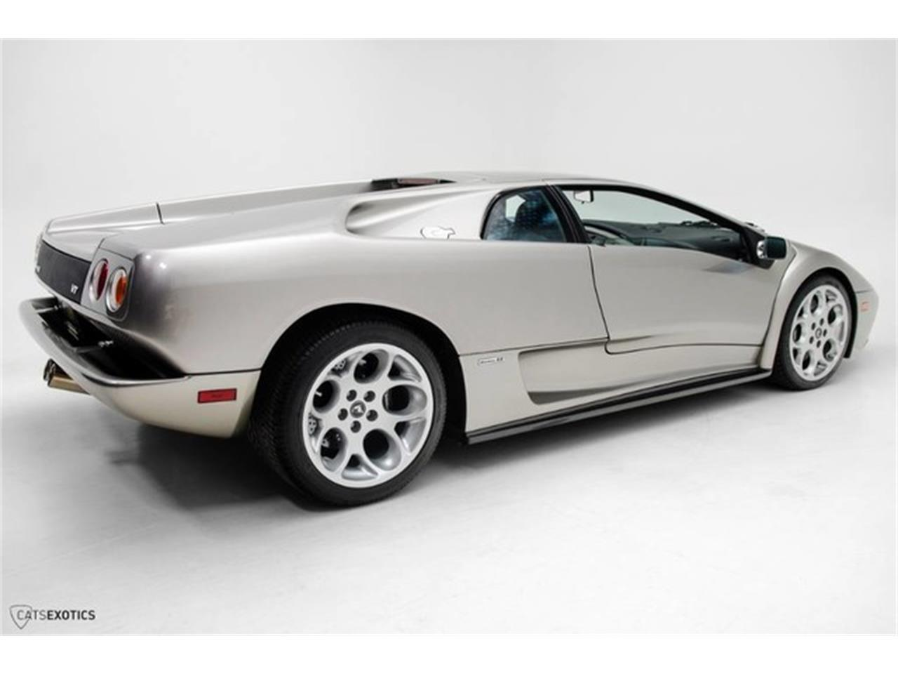Large Picture of 2001 Diablo located in Seattle Washington Auction Vehicle - MZI1
