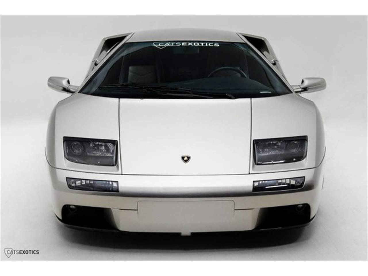 Large Picture of 2001 Diablo Auction Vehicle - MZI1