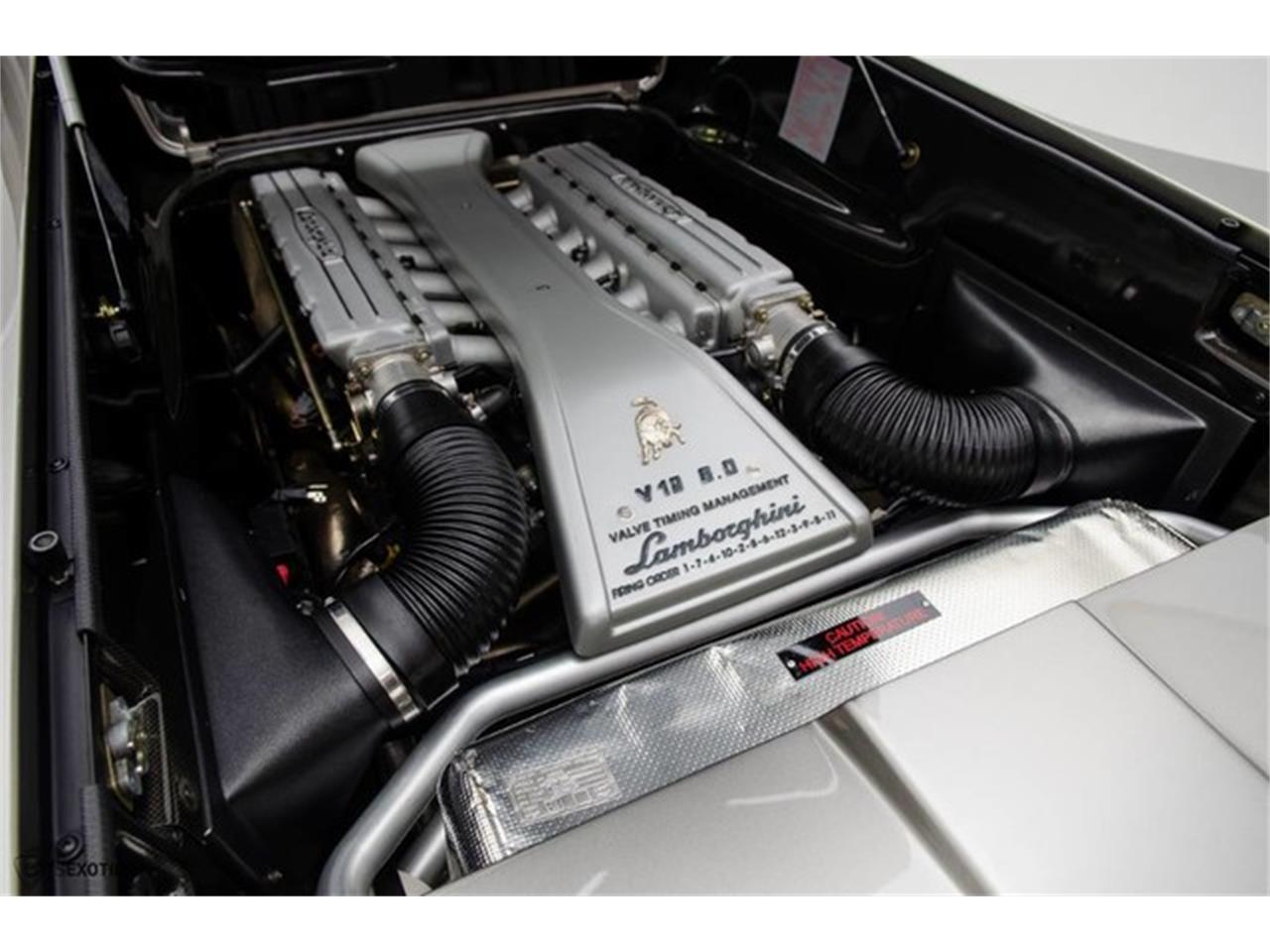 Large Picture of '01 Lamborghini Diablo Auction Vehicle - MZI1