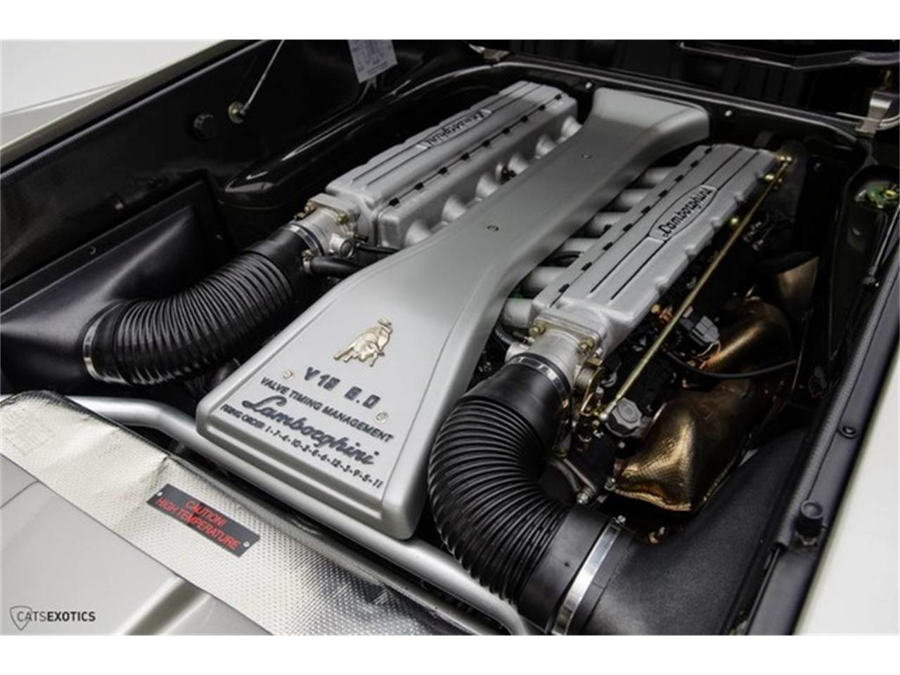 Large Picture of 2001 Lamborghini Diablo Offered by Cats Exotics - MZI1