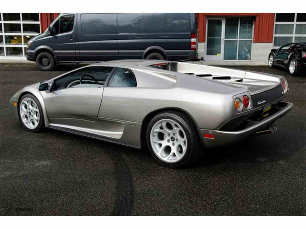 Large Picture of 2001 Lamborghini Diablo located in Washington - $360,000.00 - MZI1
