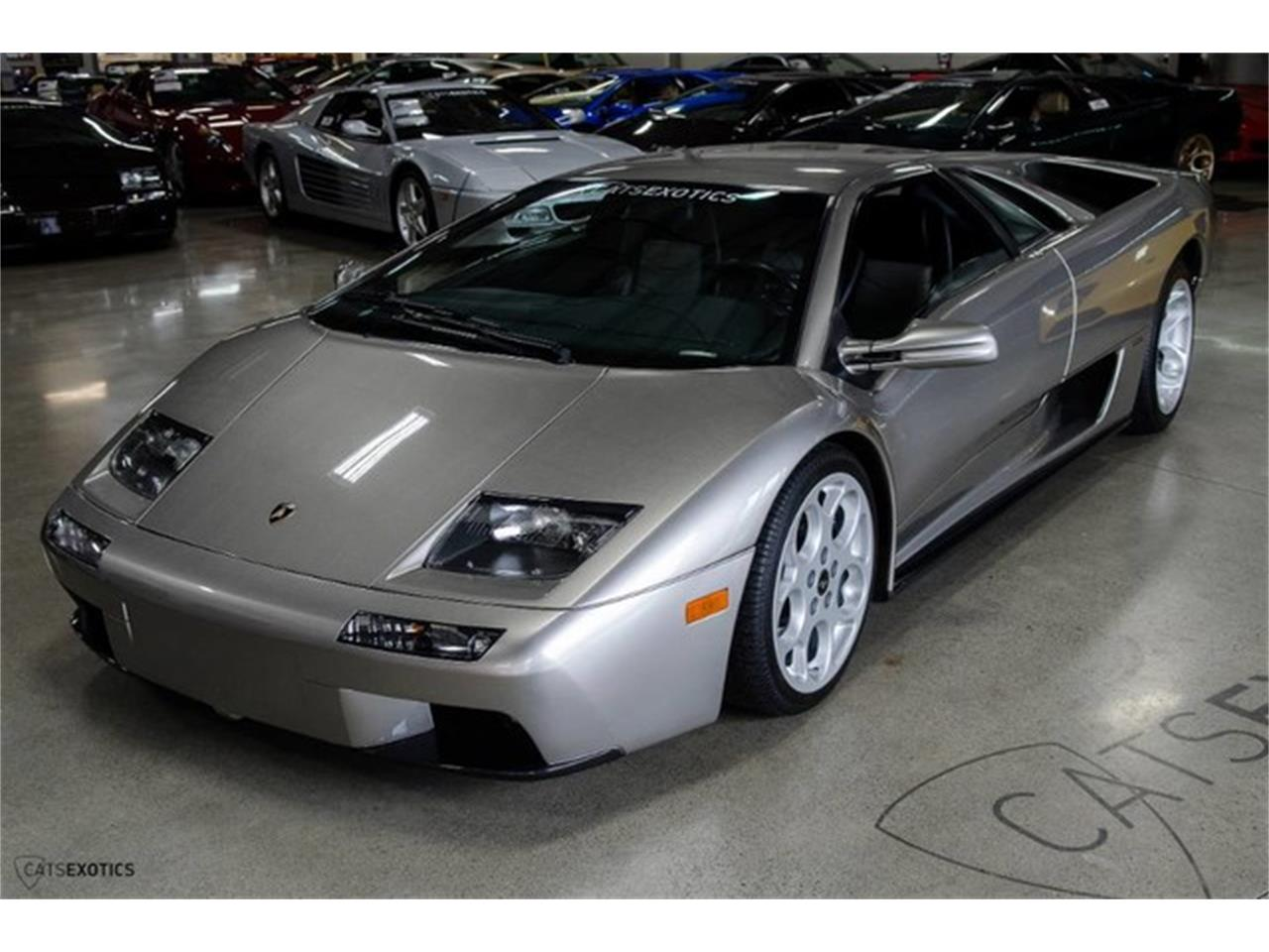 Large Picture of 2001 Lamborghini Diablo located in Washington Offered by Cats Exotics - MZI1