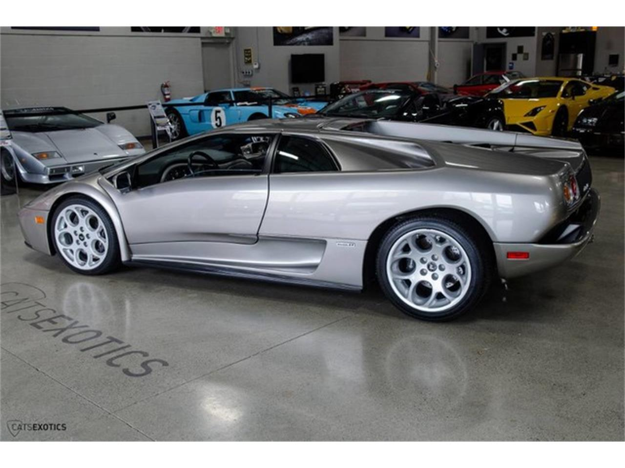 Large Picture of '01 Lamborghini Diablo Auction Vehicle Offered by Cats Exotics - MZI1