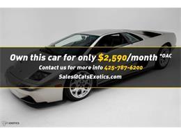 Picture of '01 Lamborghini Diablo located in Seattle Washington Auction Vehicle - MZI1