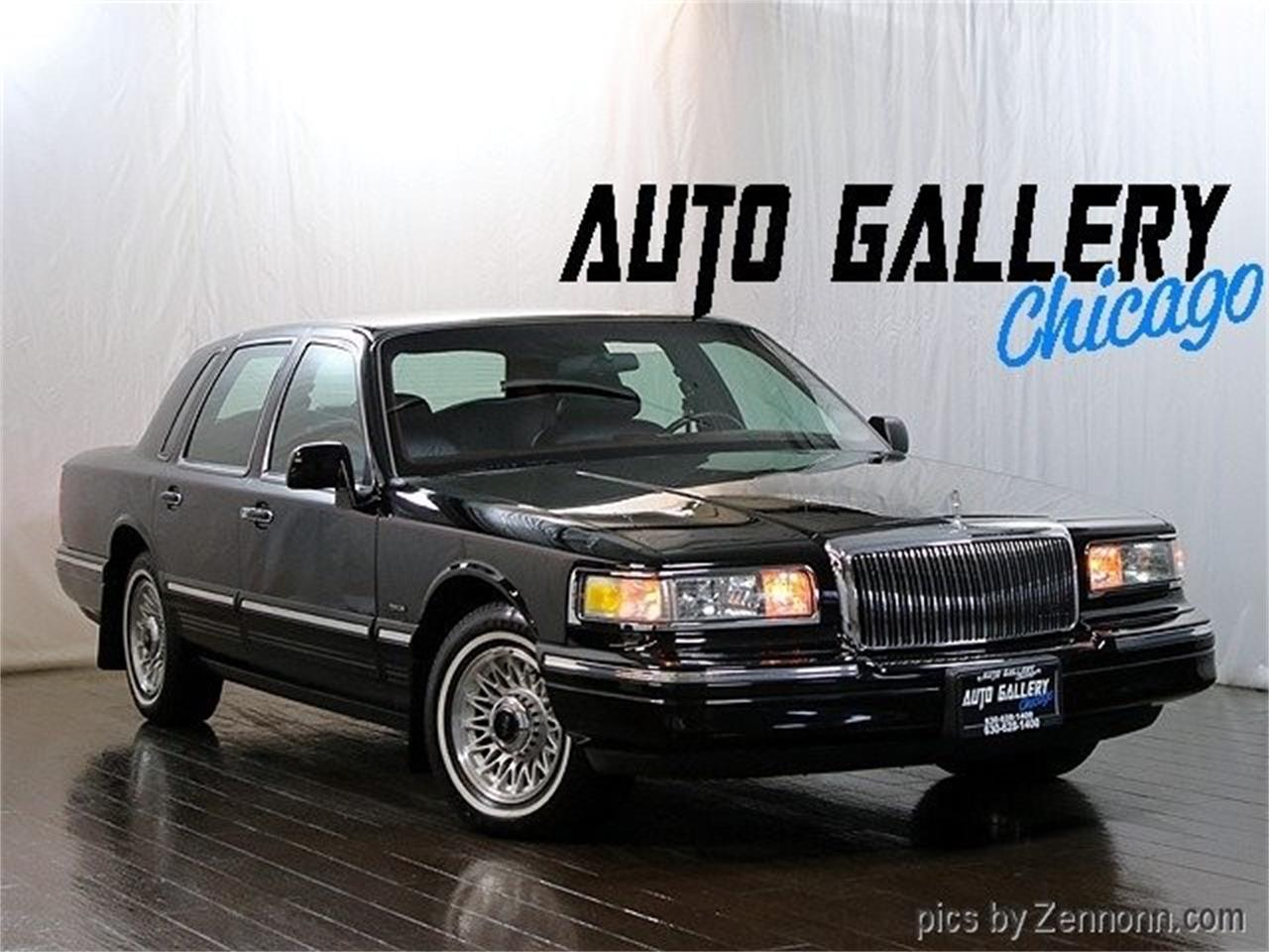 1995 Lincoln Town Car For Sale Classiccars Com Cc 1072443