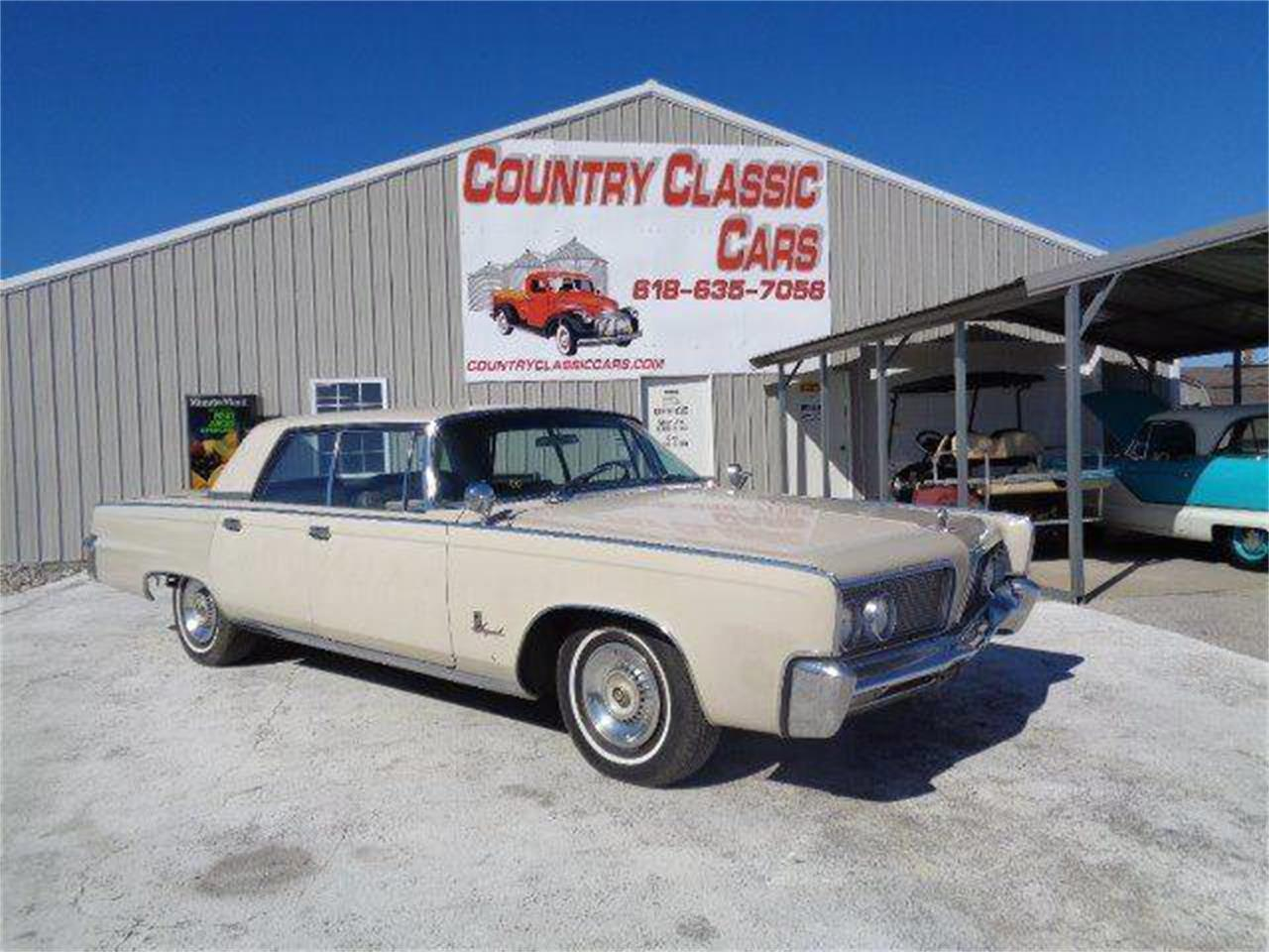Large Picture of Classic '64 Chrysler Imperial - $9,750.00 - MZI4