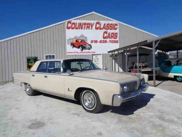 Picture of Classic '64 Imperial located in Illinois Offered by Country Classic Cars - MZI4