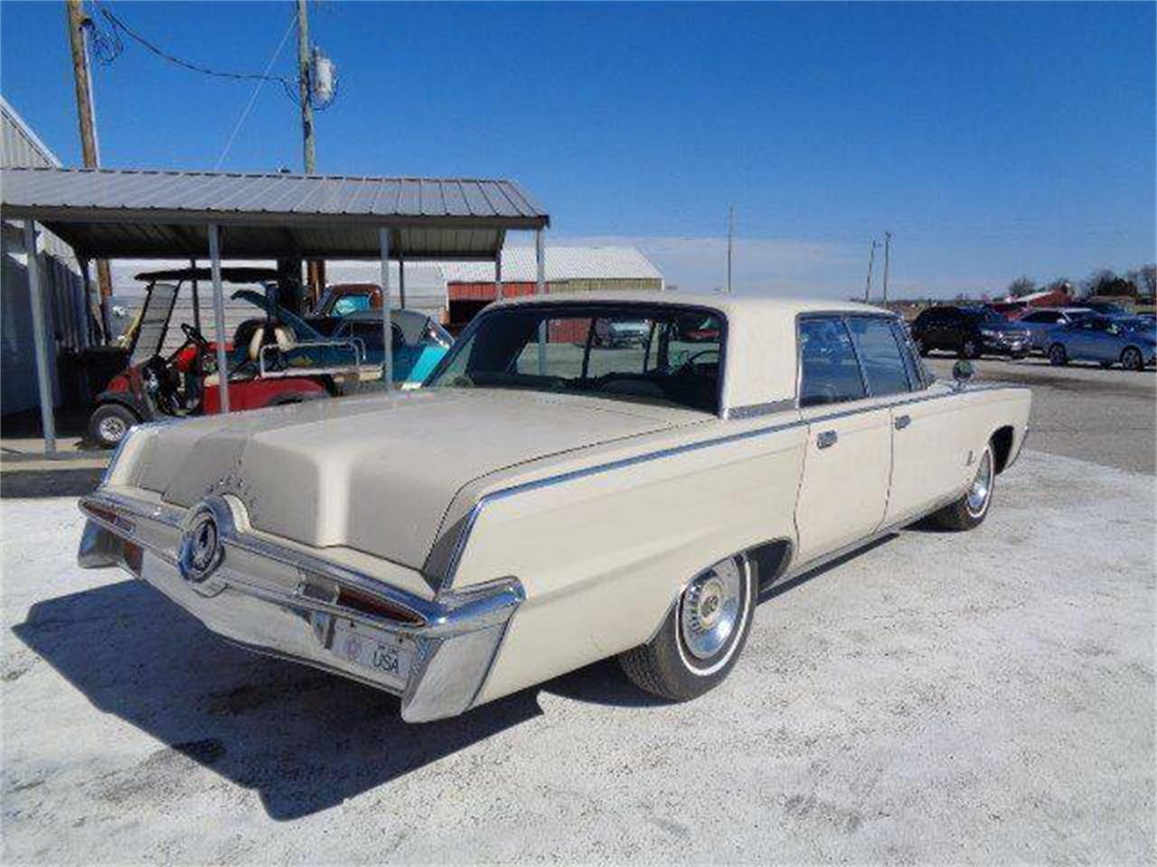 Large Picture of '64 Chrysler Imperial located in Staunton Illinois - $9,750.00 - MZI4