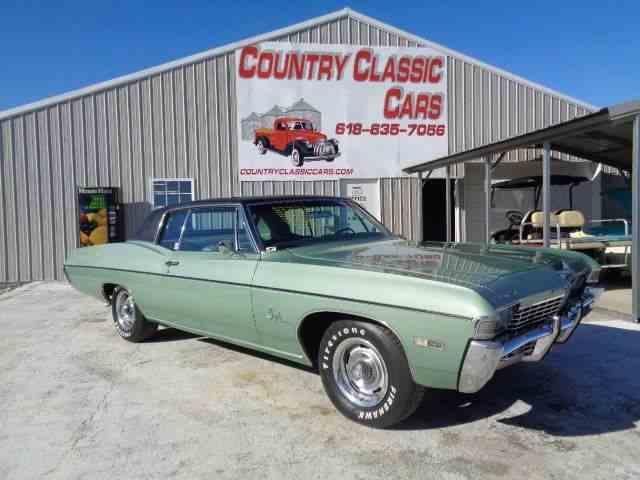 Picture of '68 Impala - MZI6