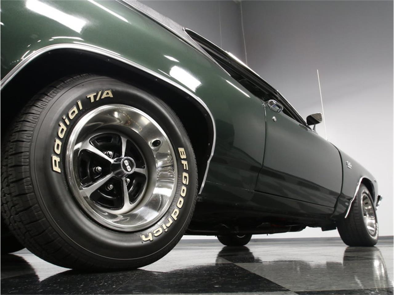 Large Picture of '69 Chevelle - MZI7