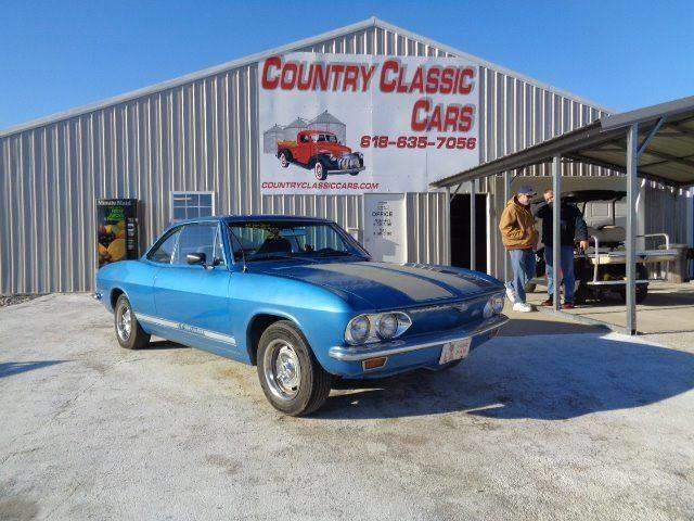 1969 Chevrolet Corvair For Sale On ClassicCars