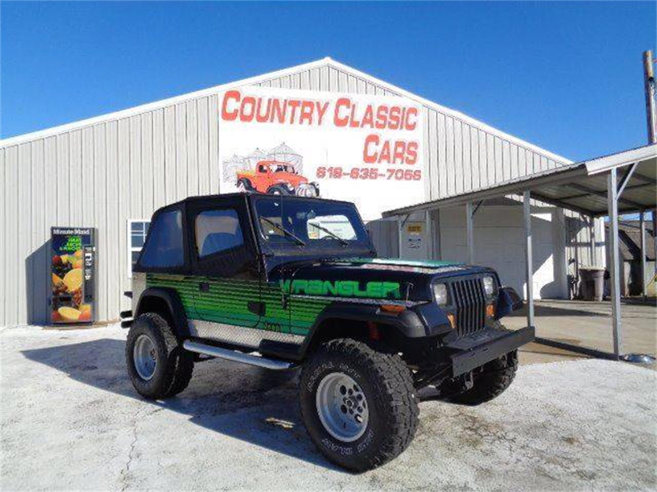 Large Picture of 1993 Wrangler - $12,950.00 - MZIA