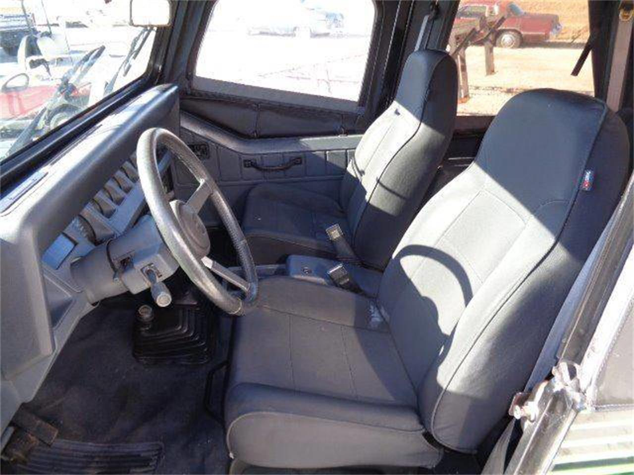 Large Picture of 1993 Wrangler Offered by Country Classic Cars - MZIA