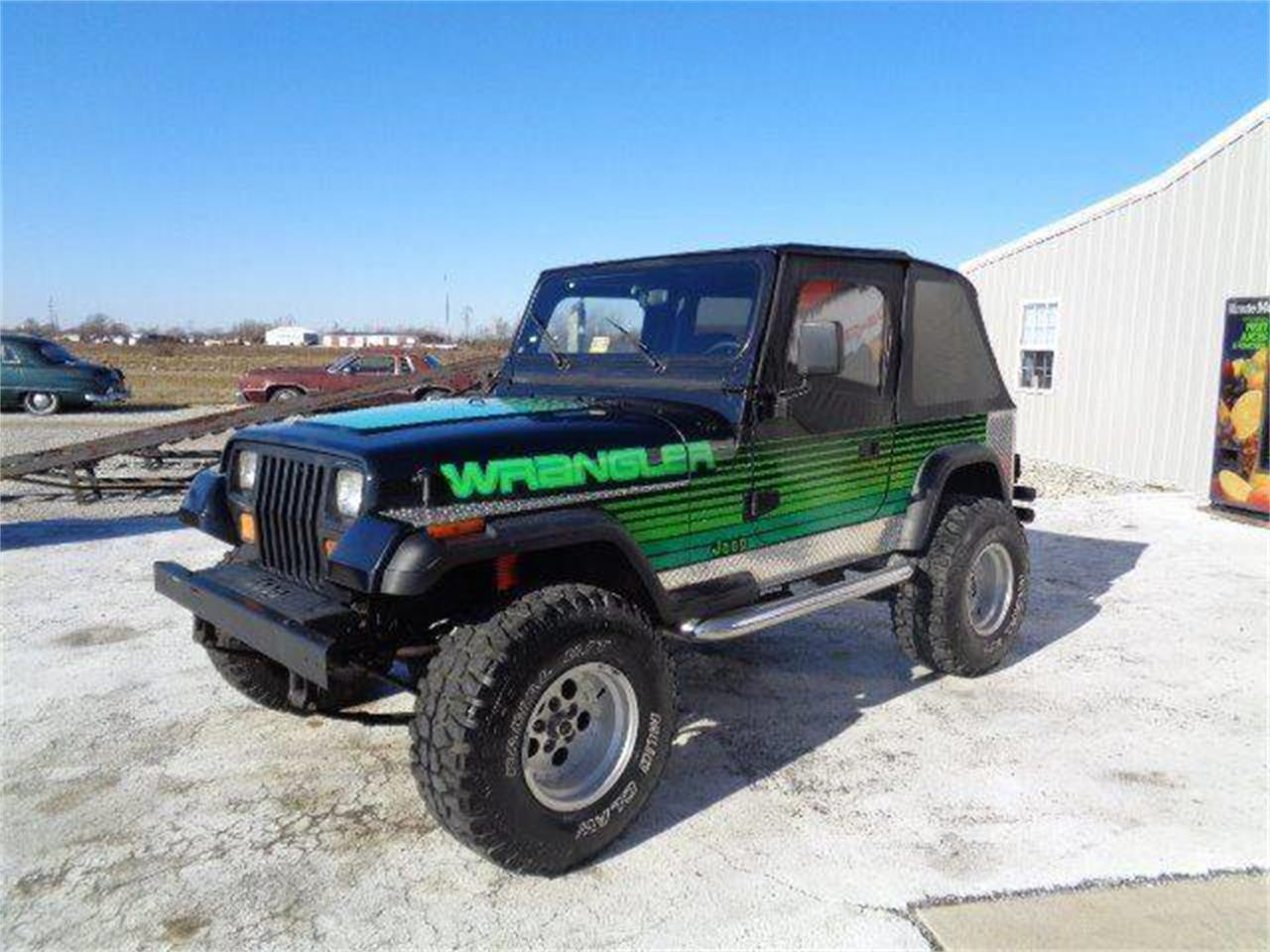 Large Picture of '93 Wrangler Offered by Country Classic Cars - MZIA