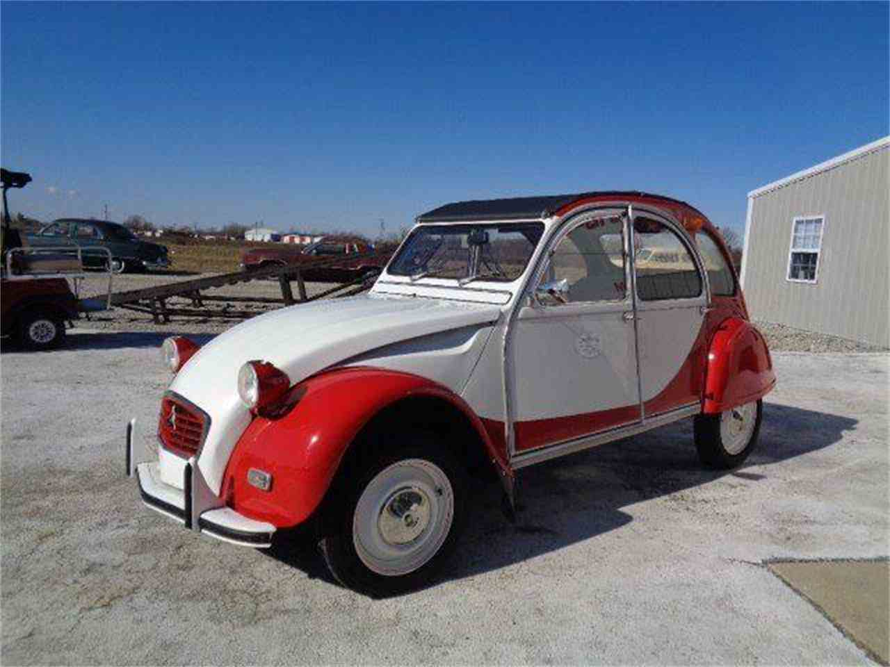 Large Picture of '67 2CV - MZIH