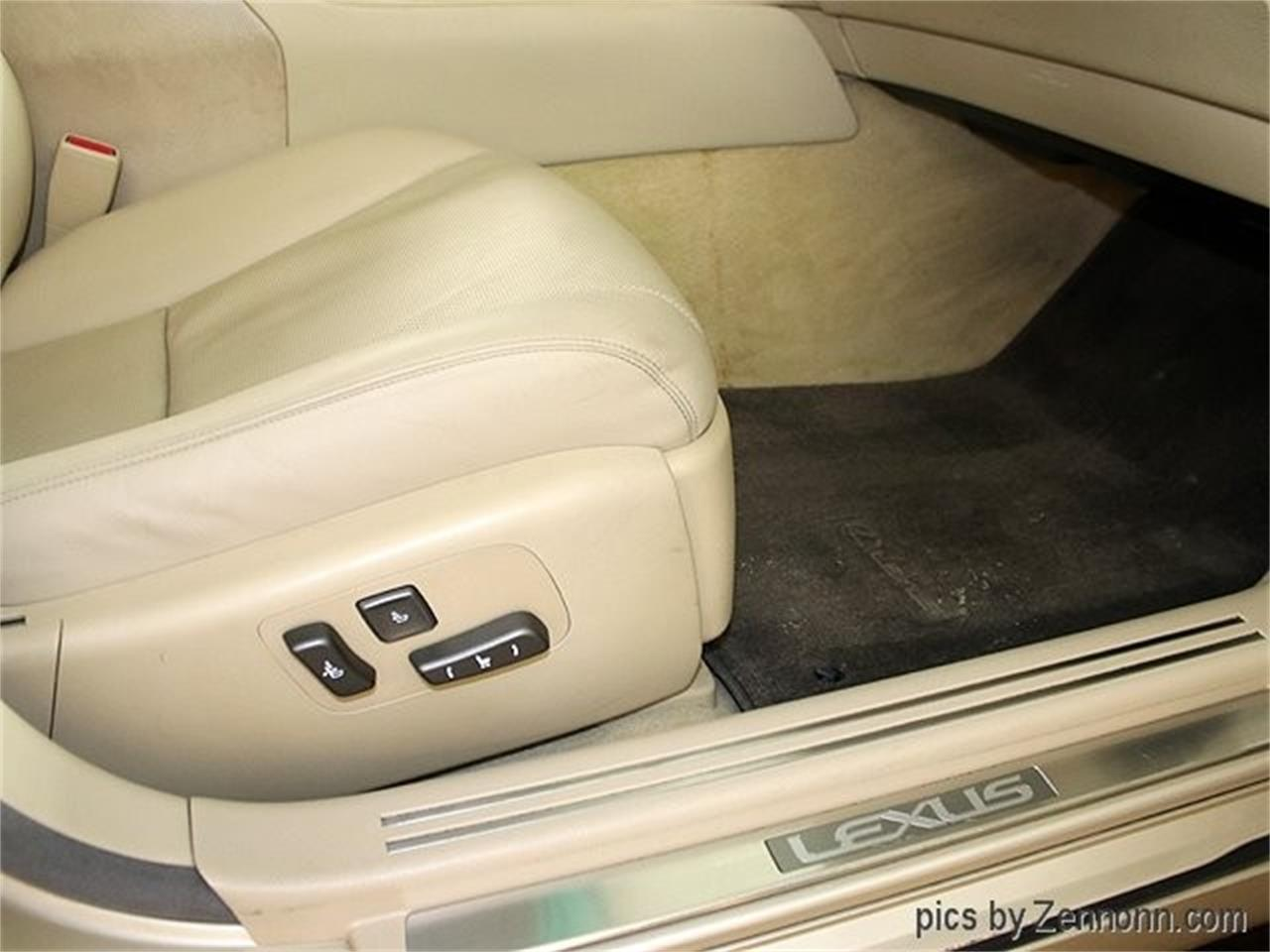 Large Picture of '07 LS460 - MZII