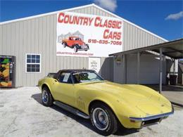 Picture of Classic '69 Corvette located in Illinois Offered by Country Classic Cars - MZIJ