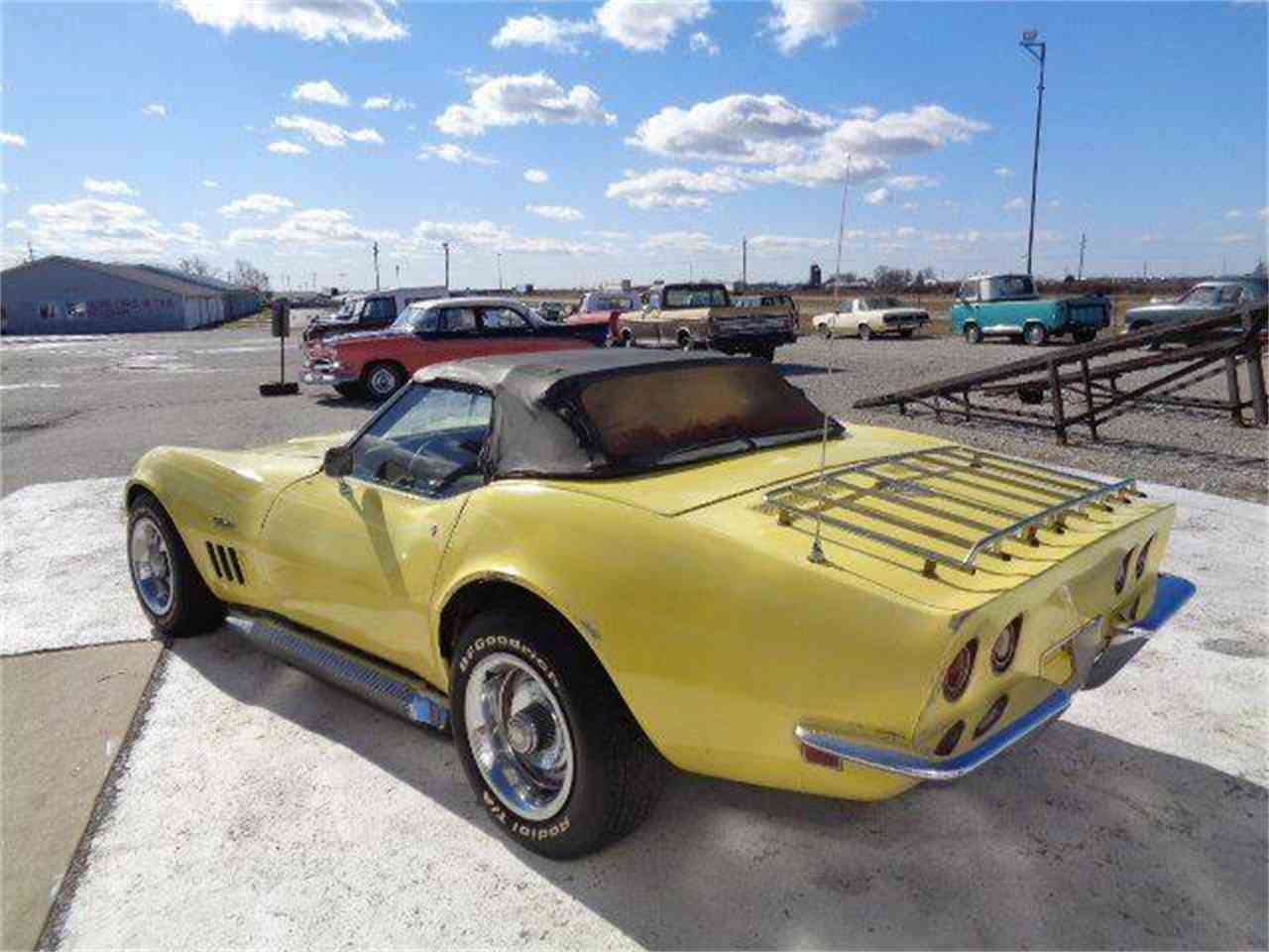 Large Picture of '69 Chevrolet Corvette - $21,750.00 Offered by Country Classic Cars - MZIJ