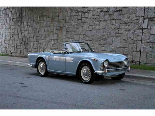 Picture of '68 TR4 - MXT2