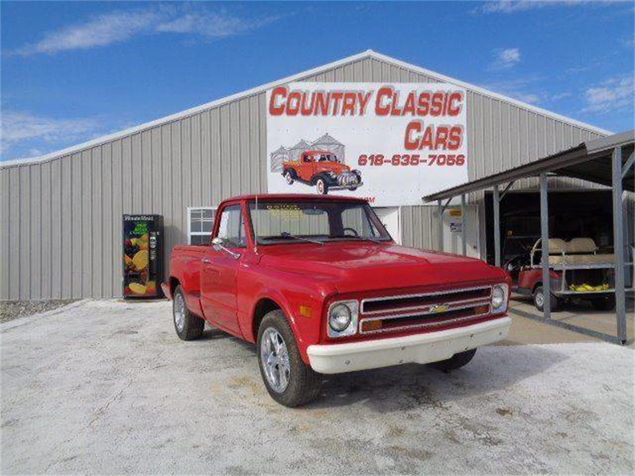 Large Picture of '68 C/K 10 - MZIT