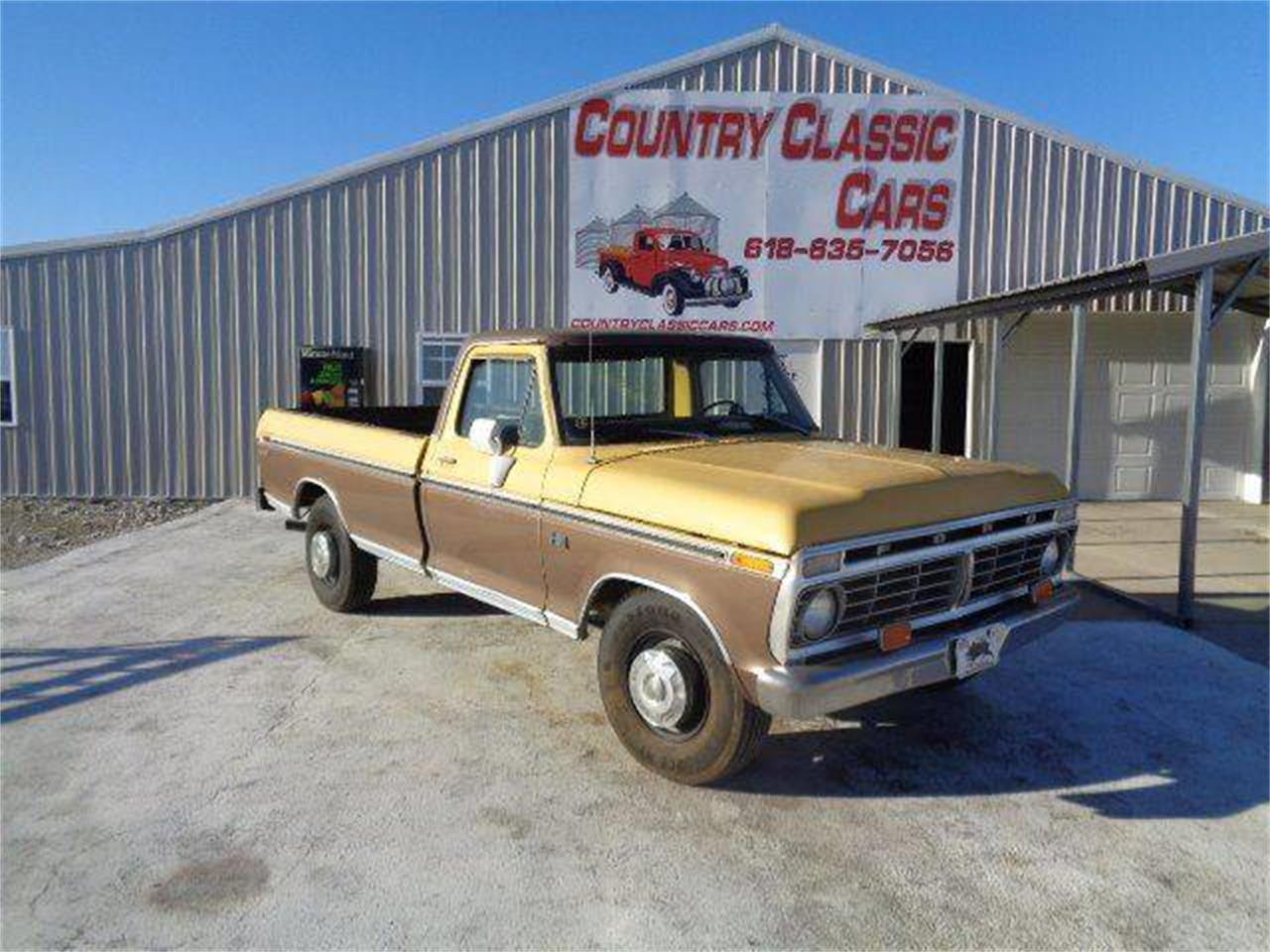 Large Picture of '74 Ford F250 located in Illinois - MZIV