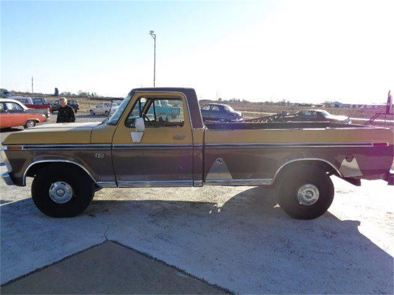 Large Picture of 1974 Ford F250 located in Staunton Illinois - $9,950.00 - MZIV