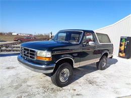 Picture of 1993 Ford Bronco located in Illinois Offered by Country Classic Cars - MZIW