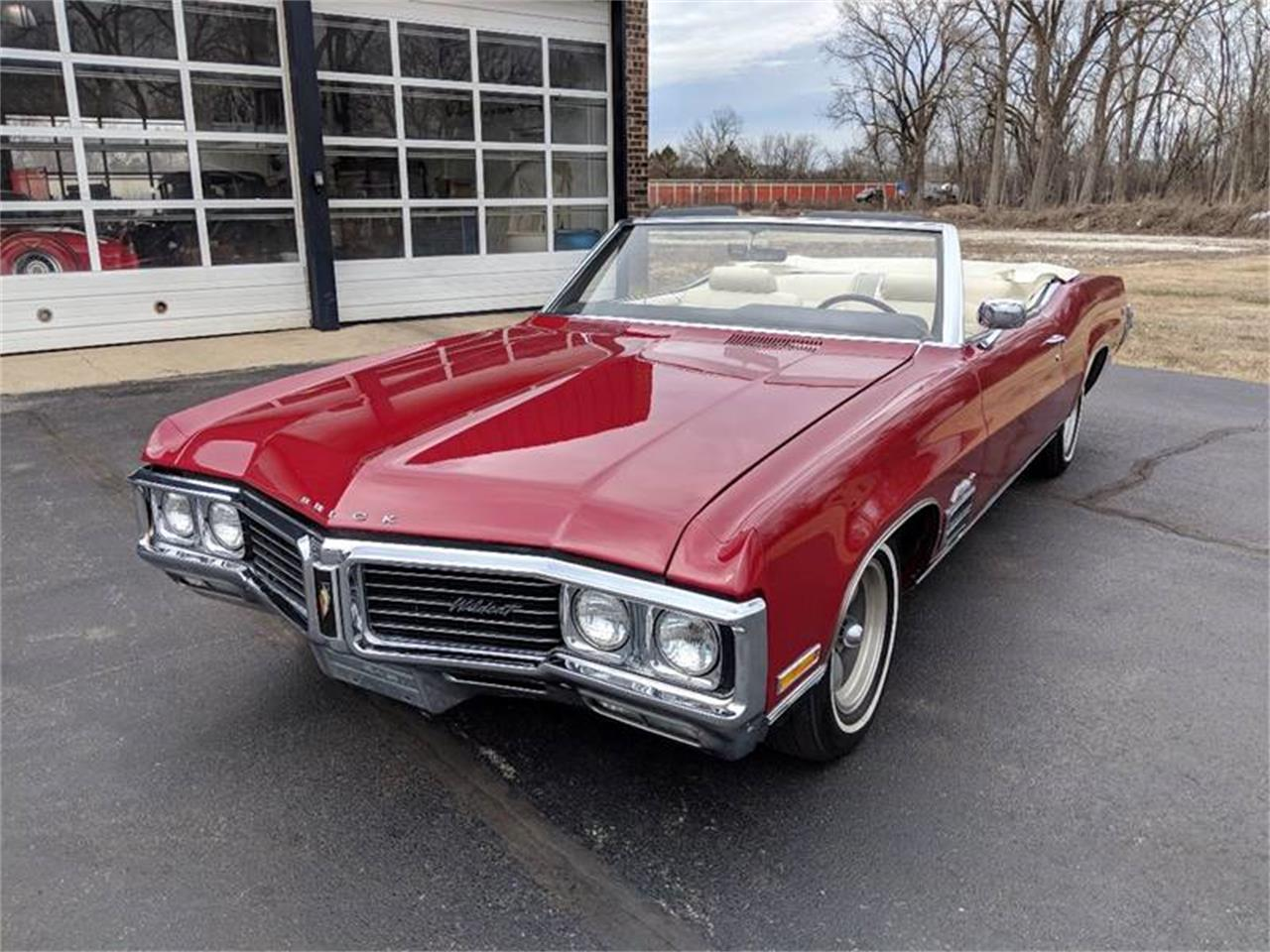 Large Picture of Classic '70 Buick Wildcat Offered by Baltria Vintage Auto Gallery - MZJ3