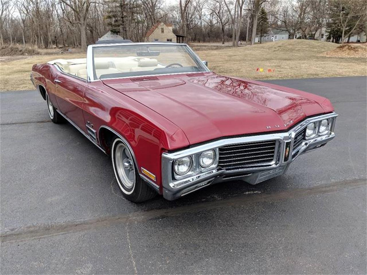 Large Picture of 1970 Buick Wildcat located in St. Charles Illinois Offered by Baltria Vintage Auto Gallery - MZJ3