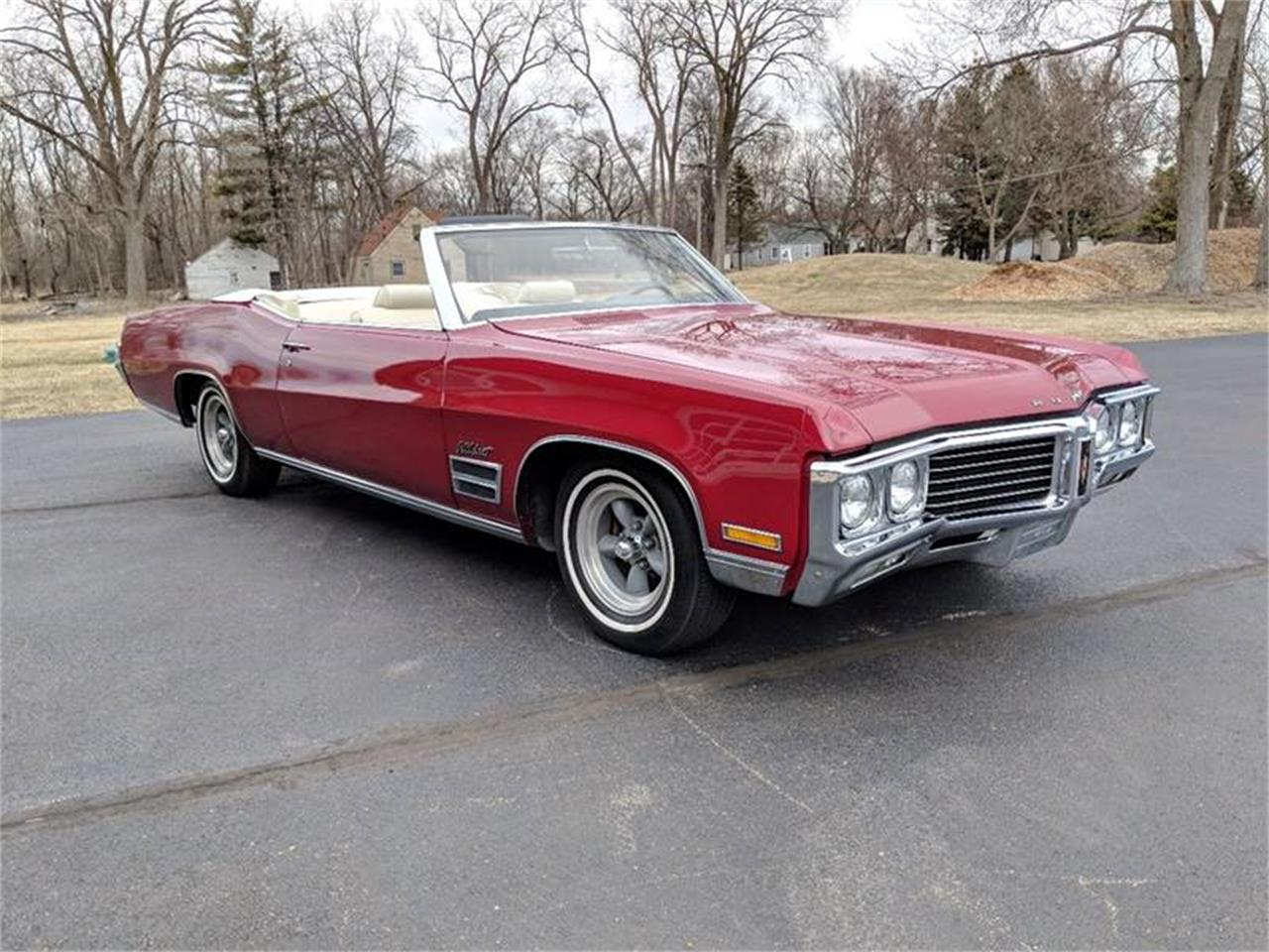 Large Picture of Classic 1970 Buick Wildcat - MZJ3
