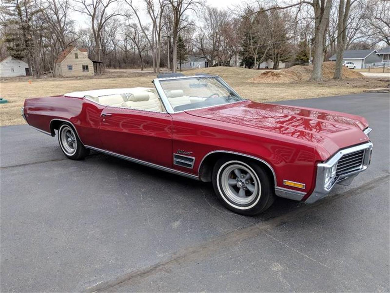 Large Picture of Classic 1970 Buick Wildcat - $21,490.00 Offered by Baltria Vintage Auto Gallery - MZJ3