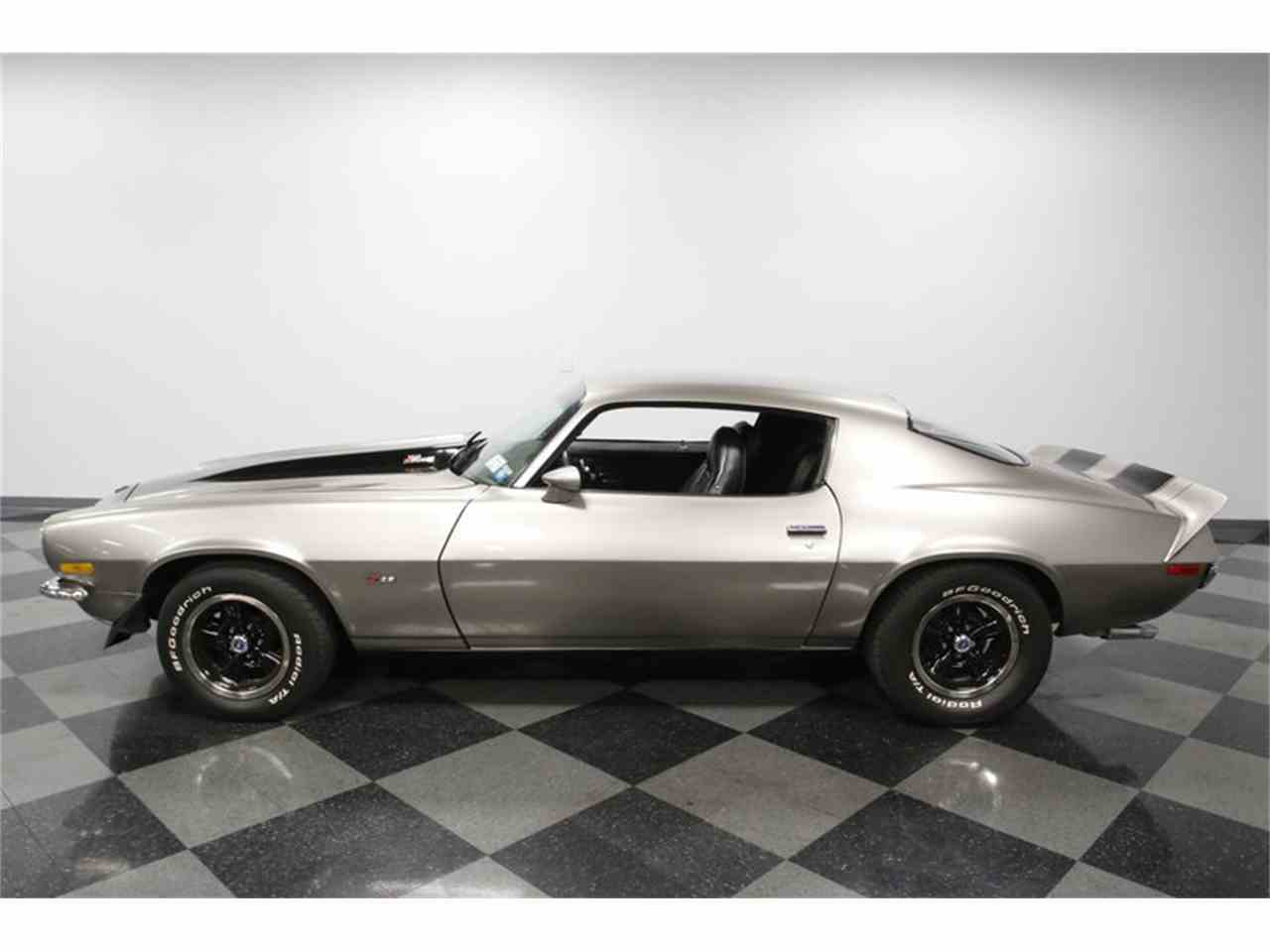 Large Picture of '72 Chevrolet Camaro located in Concord North Carolina Offered by Streetside Classics - Charlotte - MZJ6