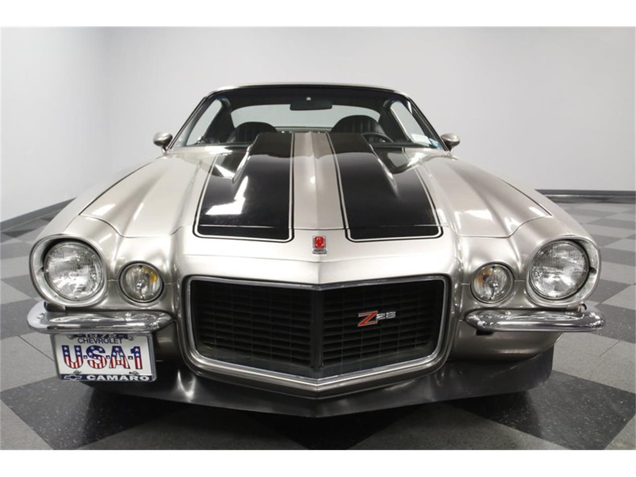 Large Picture of Classic '72 Chevrolet Camaro located in Concord North Carolina - $34,995.00 Offered by Streetside Classics - Charlotte - MZJ6