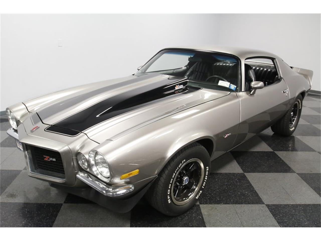 Large Picture of Classic '72 Chevrolet Camaro Offered by Streetside Classics - Charlotte - MZJ6