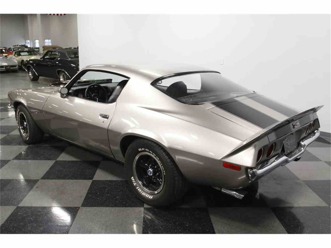 Large Picture of '72 Chevrolet Camaro located in North Carolina Offered by Streetside Classics - Charlotte - MZJ6