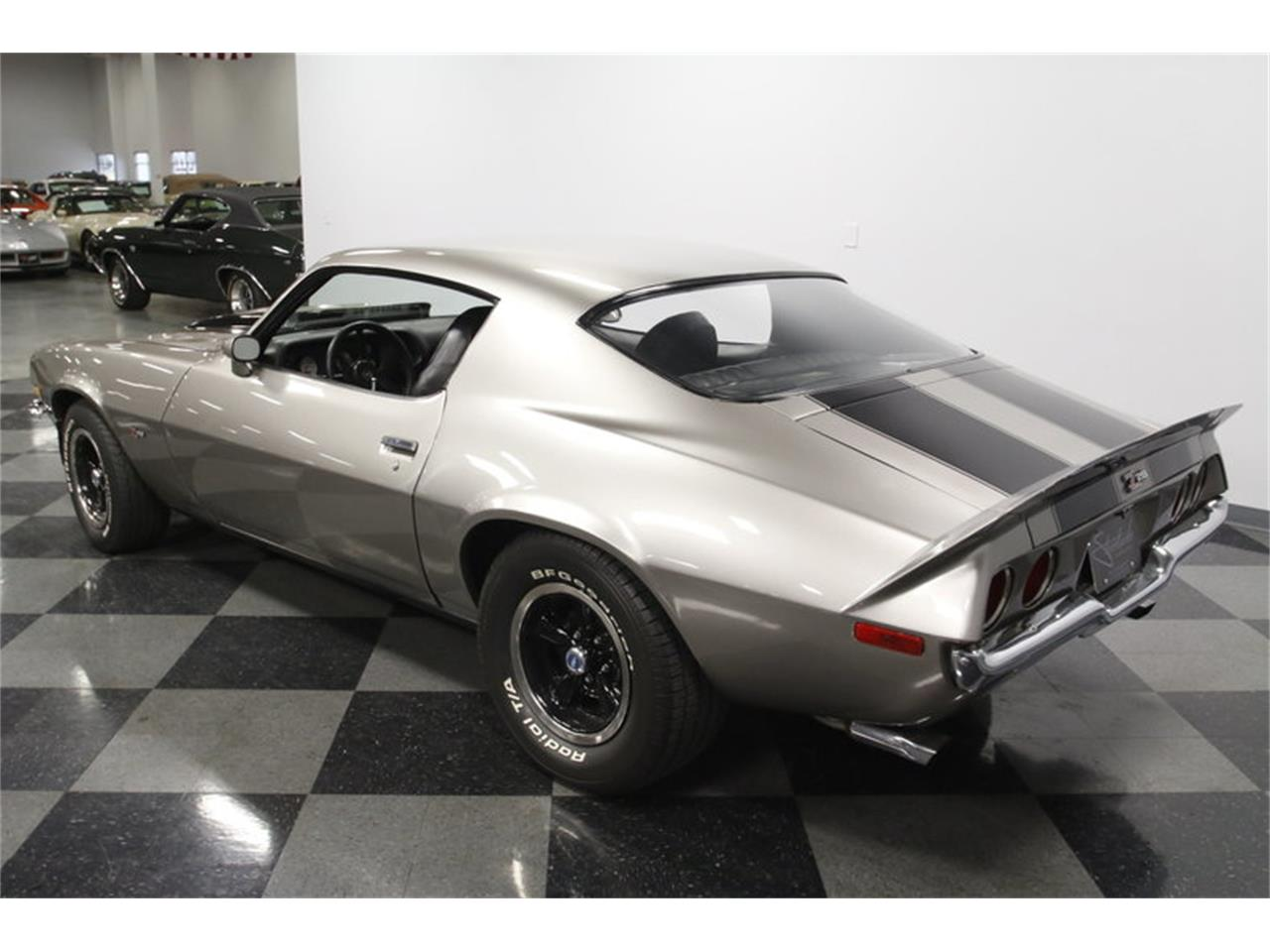 Large Picture of 1972 Chevrolet Camaro located in North Carolina Offered by Streetside Classics - Charlotte - MZJ6