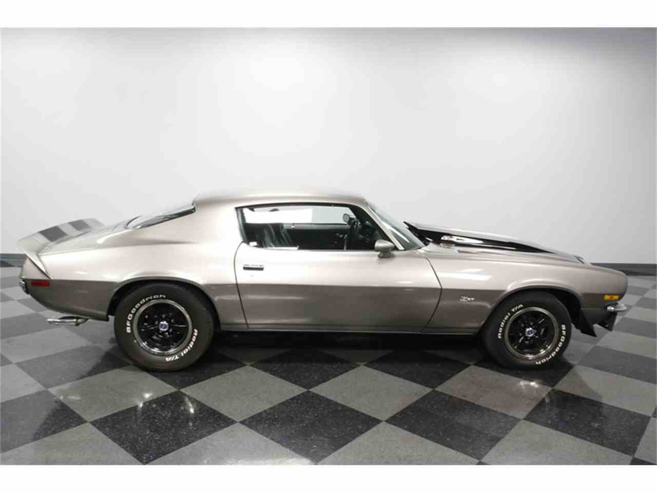 Large Picture of '72 Chevrolet Camaro Offered by Streetside Classics - Charlotte - MZJ6